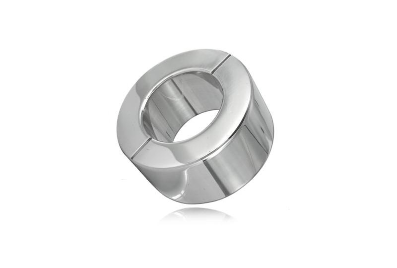 anillo testiculos acero inoxidable 30mm