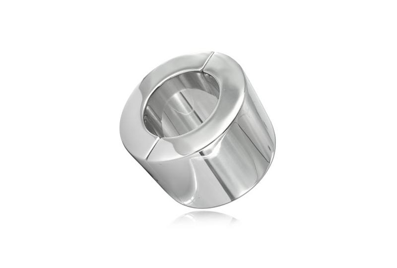 anillo testiculos acero inoxidable 56mm