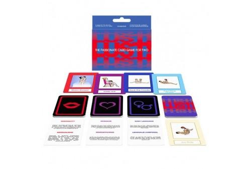 lust el juego de cartas de la lujuria