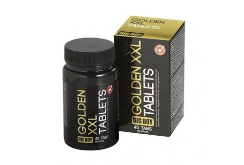 big boy golden xxl capsulas aumento del pene