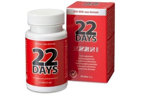 cobeco 22 days estimulador erección 22cap