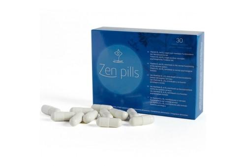 zen pills capsulas relajacion y reduccion ansiedad