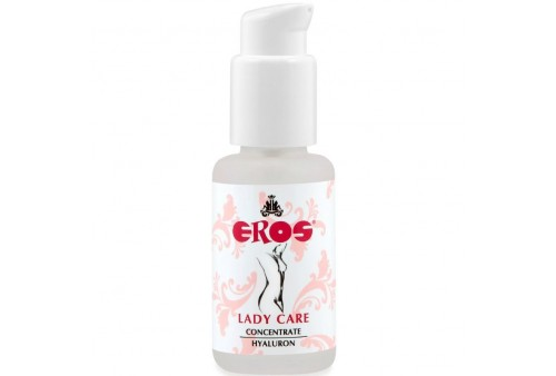 eros lady care hyaluron hidratante piel 50ml