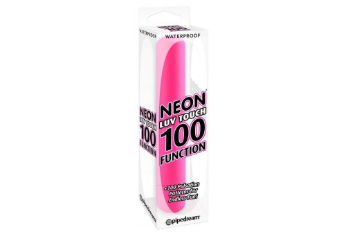 neon 100 function vibe rosa