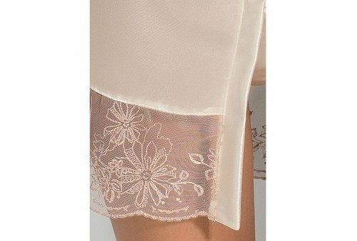 passion lotus peignoir cream s m