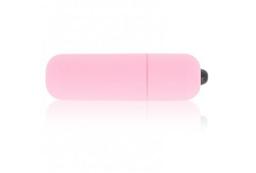 glossy premium vibe bala vibradora 10v rosa