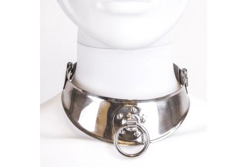 metalhard collar restringidor con anilla