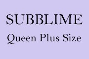 SUBBLIME QUEEN PLUS SIZE